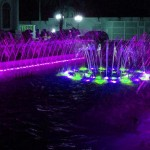 Музыкальный фонтан в Эль-Кувейте