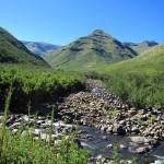 Национальный парк Тshehlanyane