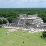 Пирамида пернатого змея Кукулькана, Чичен-Ица
