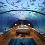 Подводный ресторан Ithaa