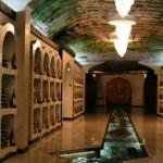 Подземные галереи Крикова