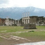 Античнные Помпеи