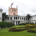 Президентский дворец, Асунсьон