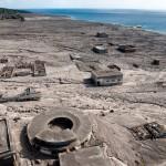 Разрушенная столица Плимут