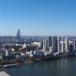 Река Тэдонган, г. Пхеньян