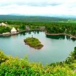 Священное озеро Гранд Бассэ