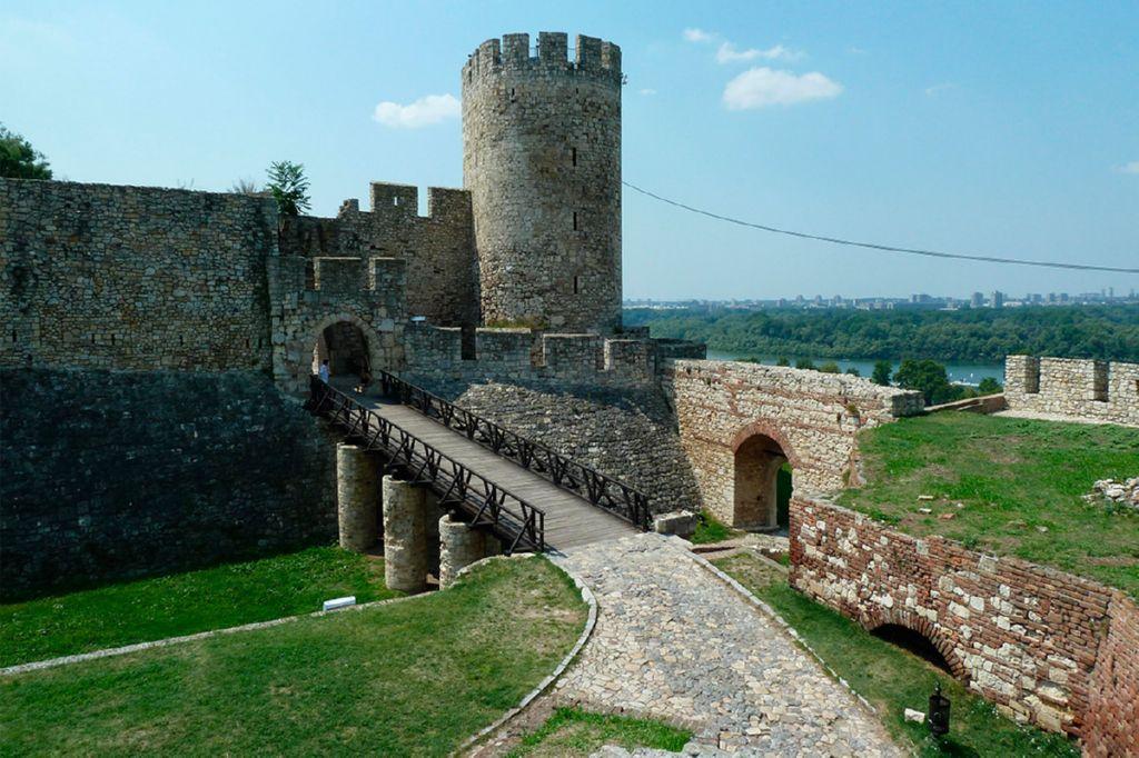 Республика Сербия, Белградская крепость