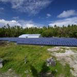 Солнечные батареи Токелау