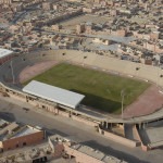 Стадион «Шейх Мохамед Лягдеф» в Эль-Аюне