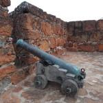 Старинная крепость в Мапуту