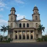 Старый собор в Манагуа