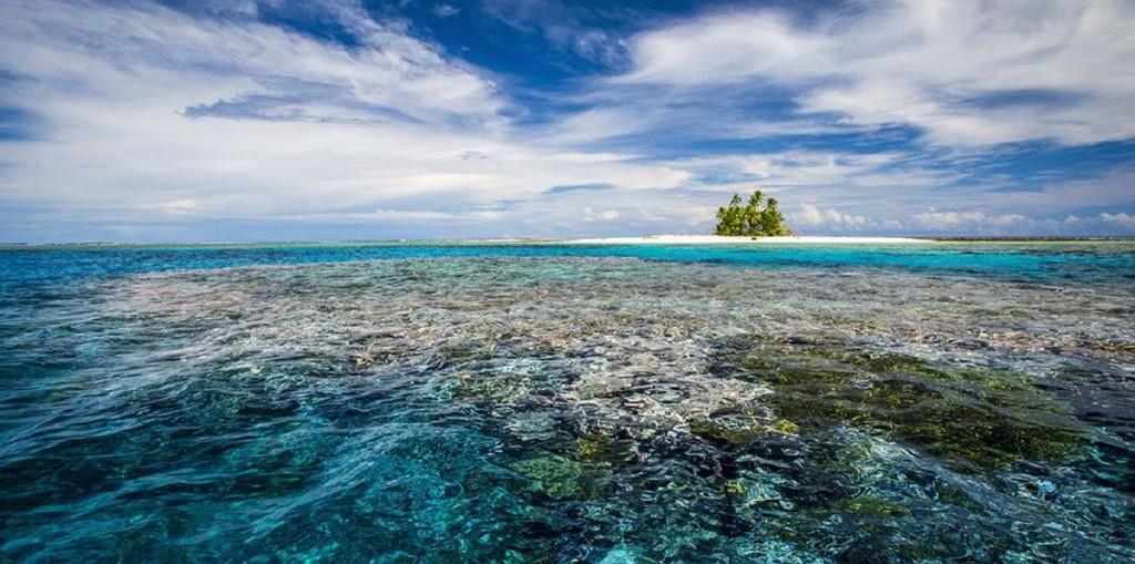 Морской парк Фунафути (Тувалу)