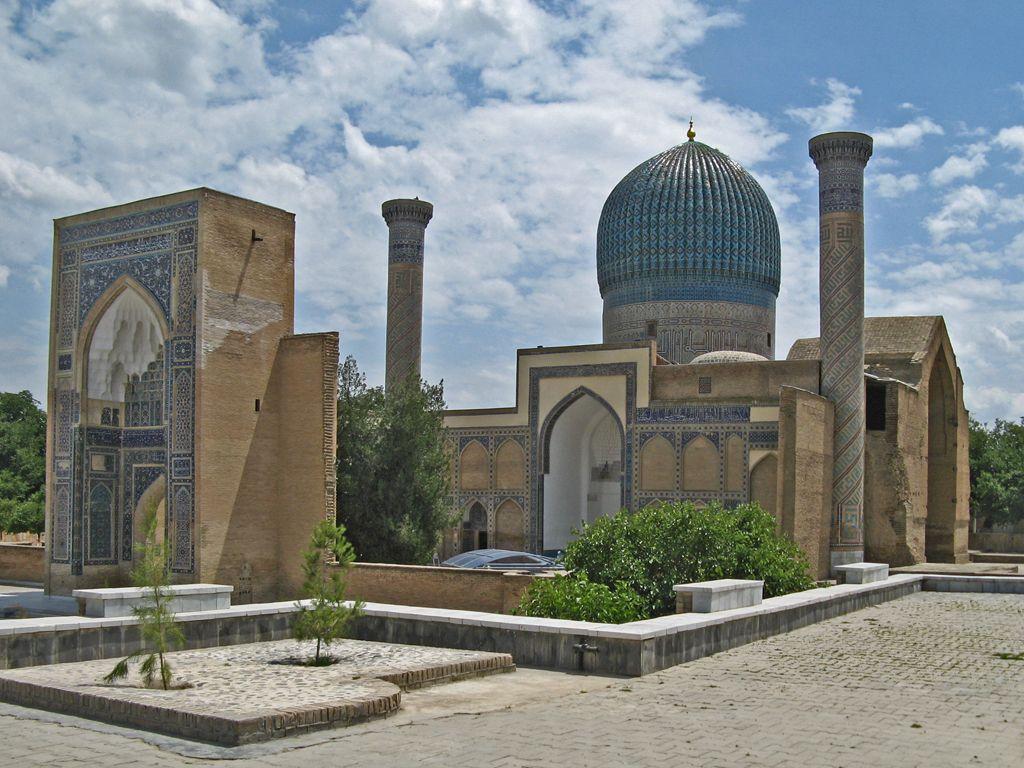Узбекистон Республикаси