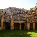 Храмы Джгантия, о. Гозо