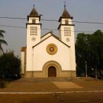 Церковь в городе Бисау