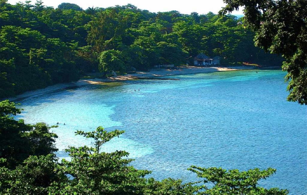 Голубая лагуна (Ямайка)
