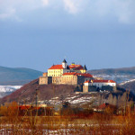 Замок Паланок в с. Мукачево