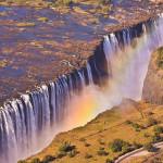 Silk water возле водопада Виктория