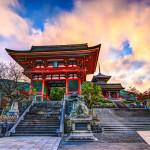 Буддийские храмы Киото