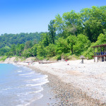 Курорт Гудаута в Абхазии
