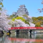 Замок Белой Цапли в Кобе