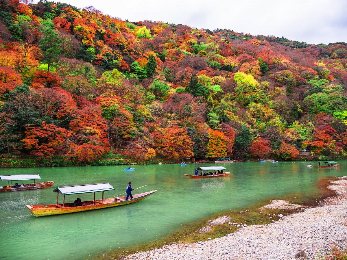 Курорт Киото (Япония)