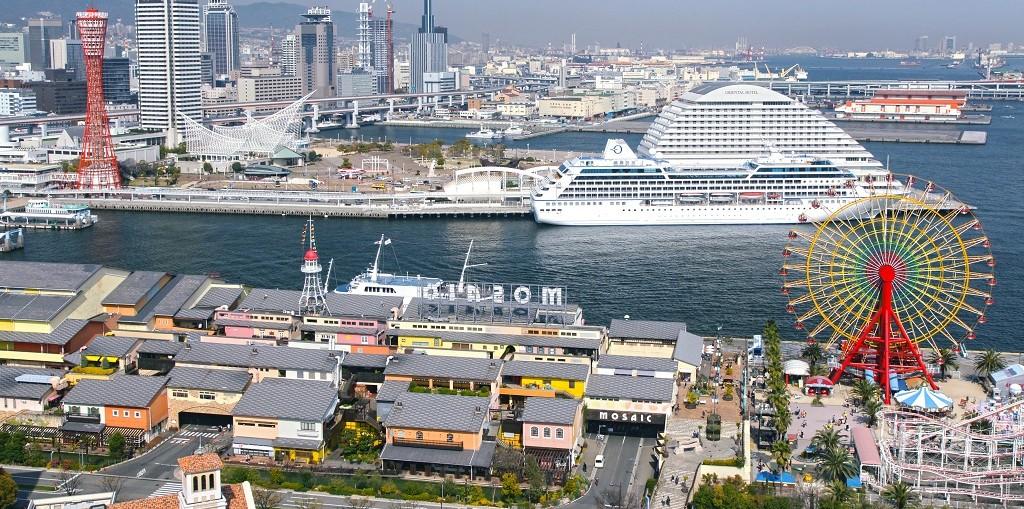 Курорт Кобе (Япония)