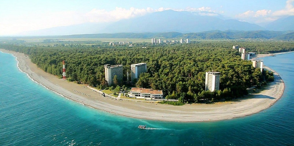 Курорт Пицунда (Абхазия)