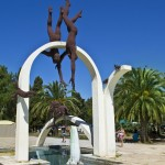 Скульптура Церетели