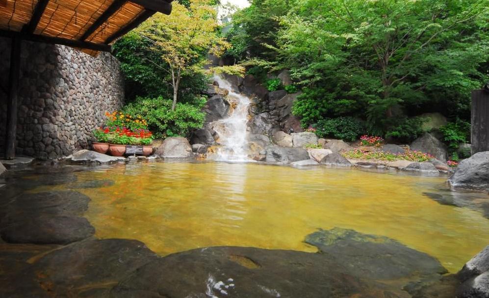 Курорт Беппу (Япония)