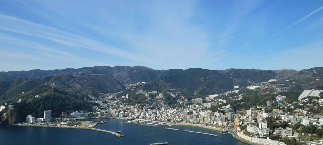 Курорт Атами (Япония)