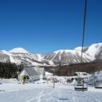 Восточная, Западная горы и вершина Исола