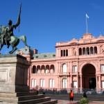 Здание правительства Буэнос-Айреса (Розовый дом)