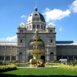 Королевский выставочный центр и Карлтонские Сады (Мельбурн)