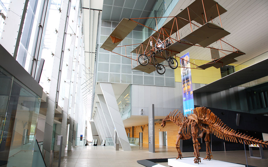 Королевский выставочный центр и музей Мельбурна