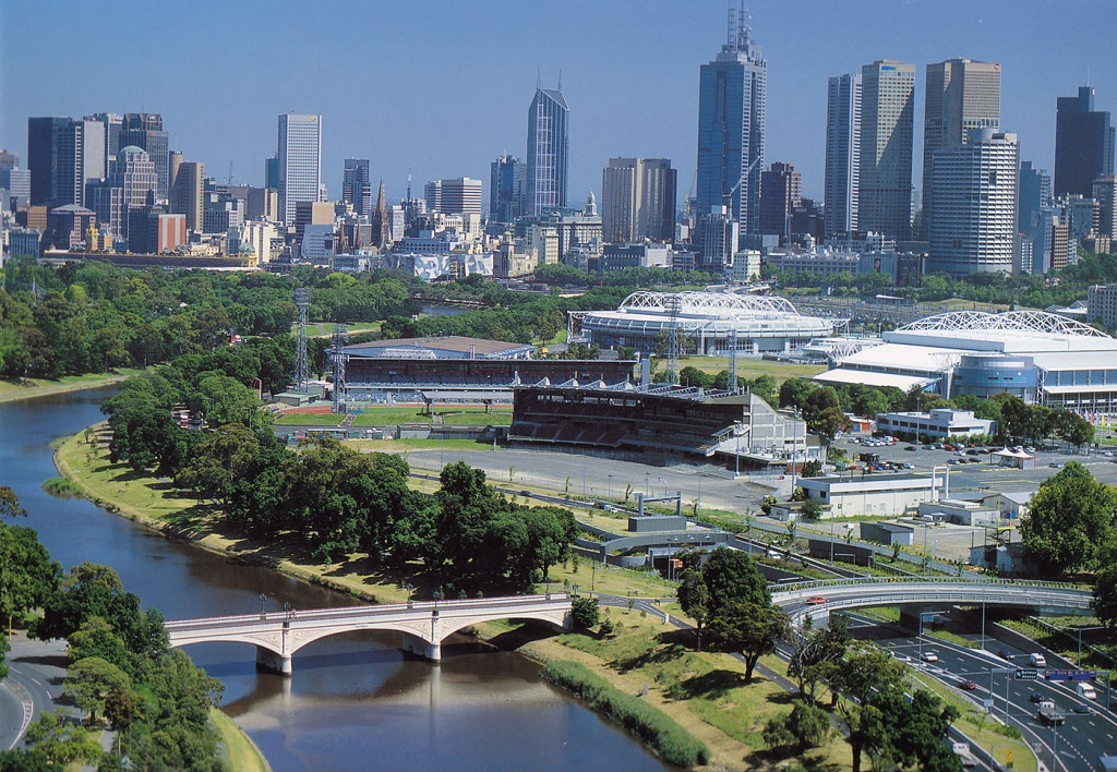 Курорт Мельбурн (Австралия)