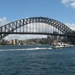Мост Харбор-Бридж, Сидней