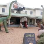 Национальный музей динозавров (Канберра)