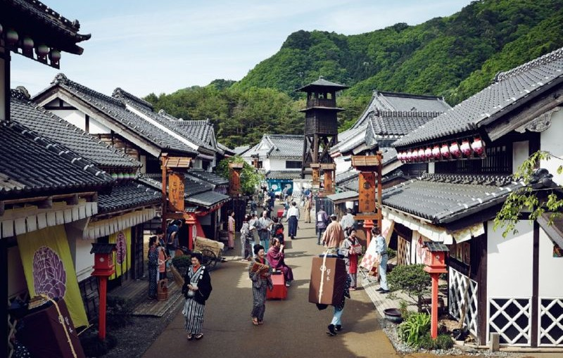Курорт Никко (Япония)