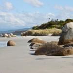 Пляжи Тасмании