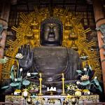 Статуя Великого Будды в Наре