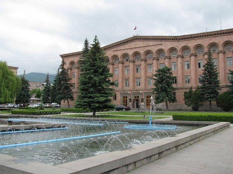 Курорт Ванадзор (Армения)