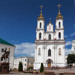 Воскресенская церковь в Витебске