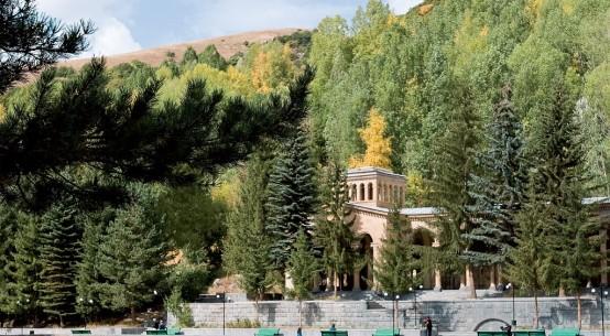Курорт Джермук (Армения)