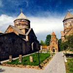 Монастырь Кечарис, Цахкадзор