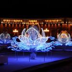 Поющие фонтаны Еревана