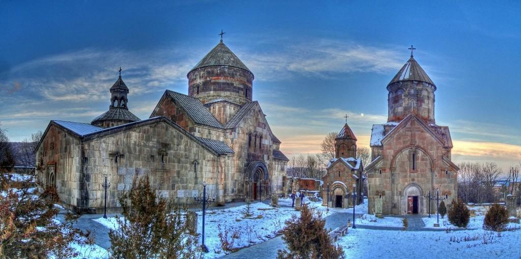 Курорт Цахкадзор (Армения)