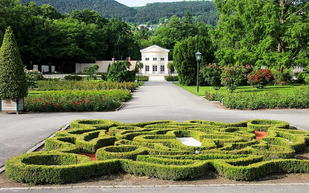 Курорт Баден (Австрия)