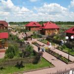 Белорусская деревня XIX века (Могилев)