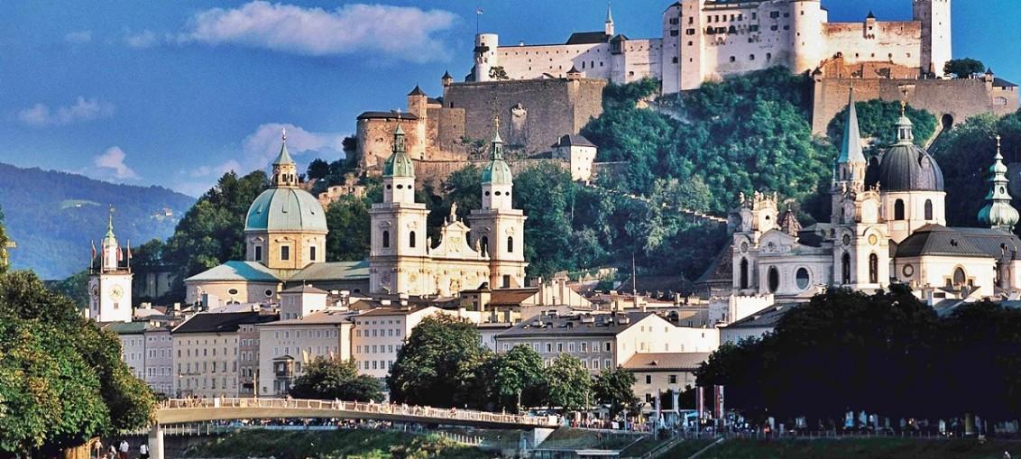 Зальцбург в Австрии